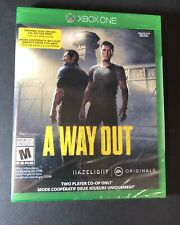 A Way Out (XBOX ONE) NEW
