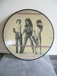+++RARE Picture disc Christian Death – 25 Jan 90 Cafe Europa, Lp 33 rpm +++