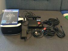 Sony Playstation 4   VR Brille   Kamera   Spiel Skyrim VR