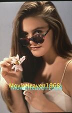 ALICIA SILVERSTONE YOUNG  VINTAGE 35mm SLIDE TRANSPARENCY 4157 NEGATIVE PHOTO