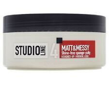 L'Oreal Paris Studio 4 Line Matt & disordinati SHINE Gratis Spugna Stucco 150ml