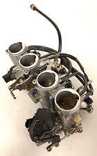 04 05 06 YAMAHA YZF R1 1000 ENGINE MIKUNI THROTTLE BODY BODIES INJECTORS OEM