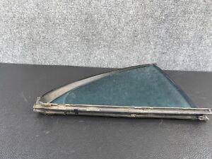 ✔MERCEDES W210 E320 E430 E55 REAR RIGHT PASSENGER SIDE QUARTER GLASS WINDOW OEM