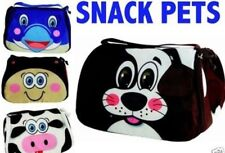Snack Pets Fun Freezable Insulated Lunch Bag - Dolphin