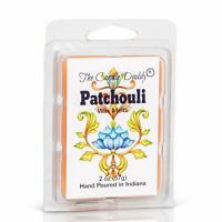 Patchouli Incense Wax Melts Tarts tart/oil warmer burner NEW The Candle Daddy