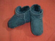 POPOLINI -Scarpine 100% lana di agnello biologica n. 18/19  Lambskin boots baby