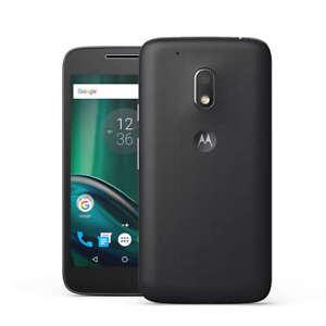 Motorola  moto G PLAY -XT1604- 4G- 16GB- Black- Unlocked- Single Sim