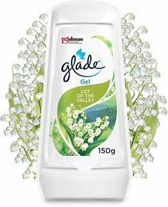 8x Glade Solid Gel Air Freshener 150g....Variety Of Fragrances