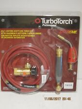 TURBOTORCH PROFESSIONAL, EXTREME, 0386-0835 PL-8A DLX-B FREE SHIP NEW SEALED PAK