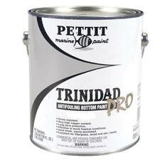 Pettit Trinidad Pro Hard Antifouling Bottom Paint Boat Gallon Black 1088 1088G