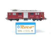 HO Scale Roco 63538 SBB Swiss Federal De 4/4 1667 Electric Locomotive