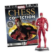 Eaglemoss * Daredevil * #5 Marvel Comics Magazine Chess Superhero White Pawn