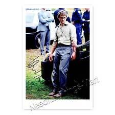 Hugh Dancy alias Will Graham in Hannibal-Autografo foto carta LAMINATO [a2]