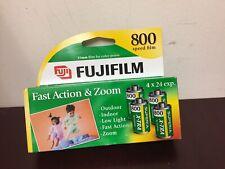 Fuji Superia Xtra 800 Asa 24 Exp. 35mm (4 pack) 4 Rolls 2005
