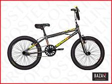 Bici BMX Freestyle taglia 20 antracite 76507