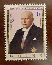 MINT Stamp Port Guinea 1968 Visit of Pres Americo de Dems Rodrigues Thomas RARE