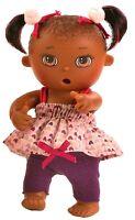 Spiel Puppe Trink Baby Näß Baby Petra ca 21 cm von Paola Reina Art Nr 3582