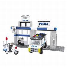 JUEGO DE CONSTRUCCIÓN POLICÍA (5377)