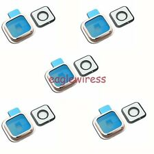 5X New OEM Samsung Galaxy S5 G900A G900V Camera Cover Glass Lens  Replacement