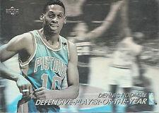 Dennis Rodman Upper Deck #AW9 1991/92 NBA Basketball Card
