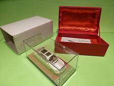 CMR PRECISION MODELS  1:43 MAYBACH 62S - SMALL CAR   - GOOD CONDITION IN BOX