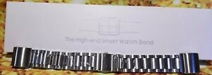 FITBIT CHARGE 2 HIGH END BRUSHED STAINLESS STEEL DIGITAL WATCH BAND ADJUSTABLE