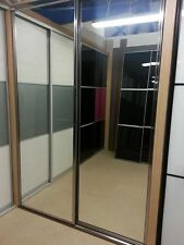 Sliding Wordrobe Mirror Doors Made To Measure