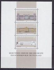 Postfrische Briefmarken aus der BRD (ab 1948) mit Bauwerks-Motiv