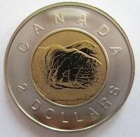 1997 CANADA $2 DOLLAR SPECIMEN TOONIE COIN