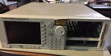 Agilent 8164A Lightwave Measurement System Mainframe ONLY - Excellent Condition