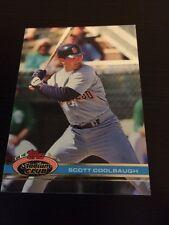 Scott Coolbaugh Padres 1991 Topps Stadium Club #493
