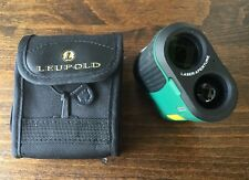 Laser Rangefinder Leupold Gx-1i2 Green Black Range 800 Yards Reflective 6 Rounds