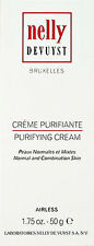 Nelly De Vuyst Purifying Cream 1.75oz (50g) Brand New