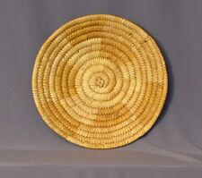 Papago Native American basket plaque