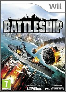 Battleship - Activision Inc. - NINTENDO Wii - NEUF