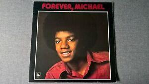 MICHAEL JACKSON - FOREVER, MICHAEL .            LP.