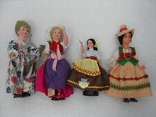 Bambole Souvenir Eros Marca Magis Celluloide Chitarra Epoca Anni 60 Vintage