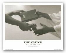 The Switch Brian Forbes African American Art Print 14x22.5