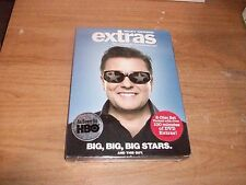 Extras: The Complete Second Season 2 (DVD, 2007, 2-Disc Set) Comedy TV Show NEW