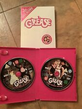 Grease [DVD] 2 Disc Special Edition With Sing-Along,Feature and Much More..