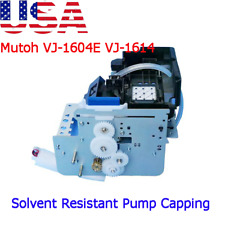 USA Mutoh VJ-1604E VJ-1614 Solvent Resistant Pump Capping Assembly