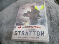 "DVD NEUF ""STRATTON (MI-6 MENACE TERRORISTE)"" Dominic COOPER / de Simon WEST"