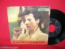 "TEDDY RANDAZZO My foolish heart/I'll stop anything I'm doin 1960 VG+ 7"" 45rpm"