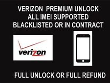 Premium Verizon iPhone express factory unlock service  X 8+ 8 7+ 7 6s 6+ 6 5s