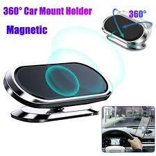 360magnetic Car Cell Phone Holder Dashboard Desk Mount Stand For Iphone Samsung