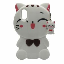 3D Cartoon Soft Silicone Rubber Kids Gift Case Cover For Touch 5 6 iPhone X 8 7P