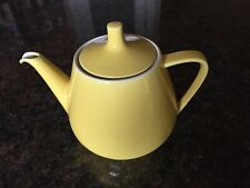 Villeroy & Boch Luxembourg Teapot Yellow