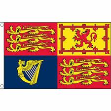 UK Royal Standard Flag - Great Britain - 5 x 3 FT - British Flag