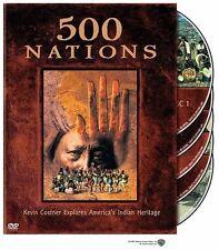 500 Nations [5 Discs] DVD Region 1