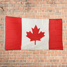 3x5 Feet Canada Flag Canadian Banner Pennant 3x5 Foot Indoor Outdoor